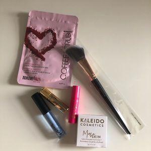 Tarte Big Ego Mascara + Makeup Bundle❤️